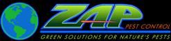 Zap Pest Control Logo